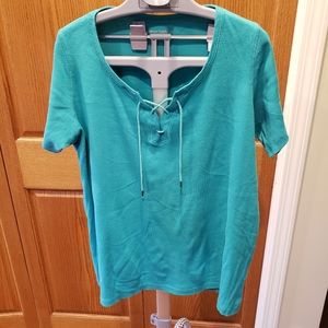 Lot 2 Scoop Neck Tops